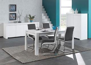 Eethoek eettafel met stoelen wonen 2018 for Eethoek modern