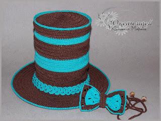 шляпа цилиндр купить