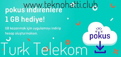 Turk Telekom Bedava 1 GB İnternet ( pokus ) 2021