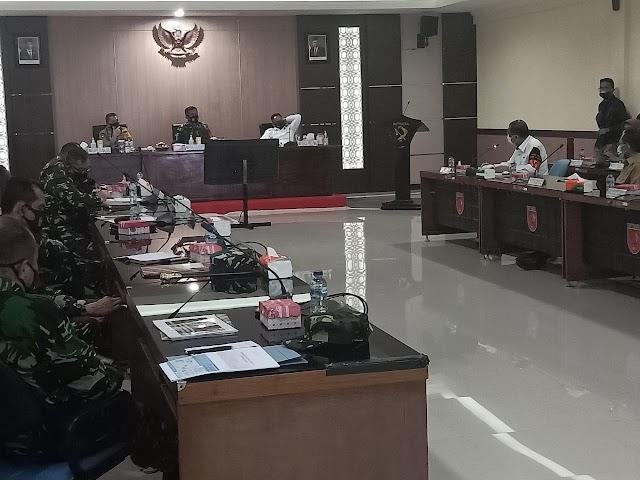 Pangdam XVI/Patimura Ajak Seluruh Stakeholder di Maluku Lawan Covid-19
