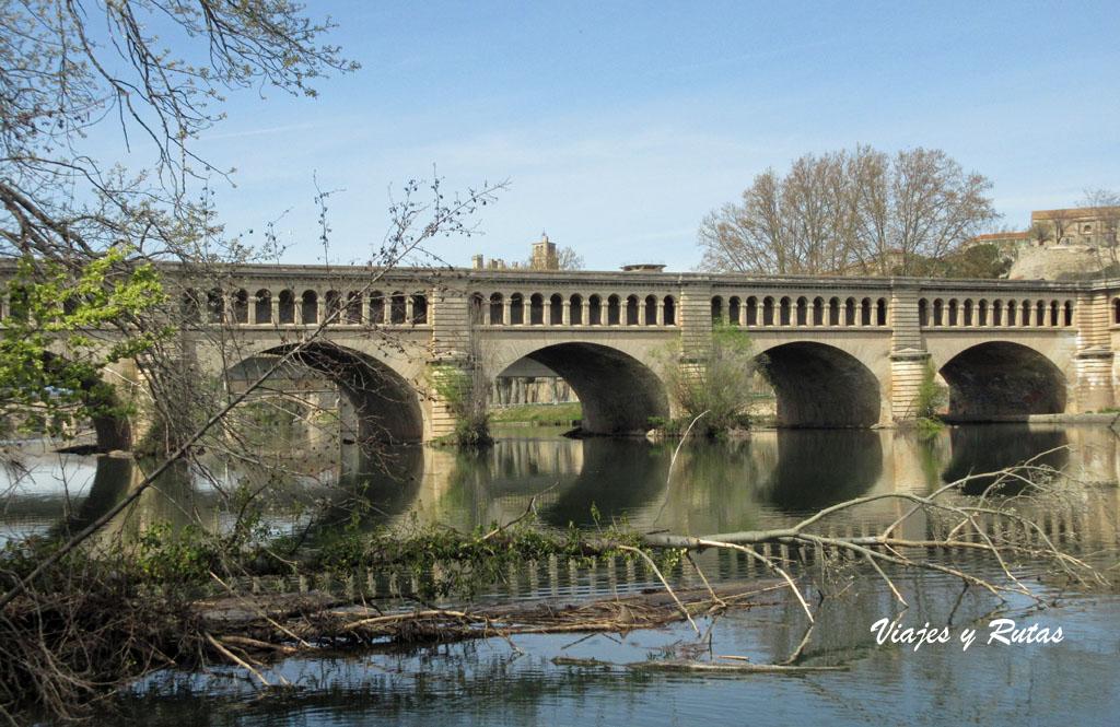 Puente Canal de Beziers