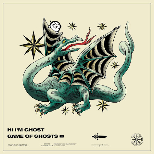 Hi I'm Ghost - Game Of Ghosts EP