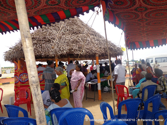 Pazhaverkadu Plots - Avudai Amman Nagar - Ponneri