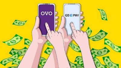 Cara Top Up Saldo Gopay Dari OVO Dengan Mudah