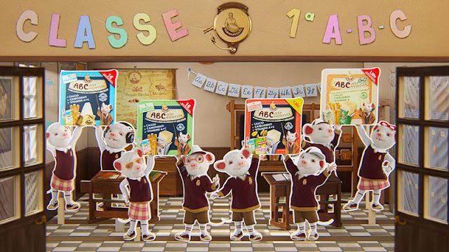 ABC della merenda nuovo snack parmareggio