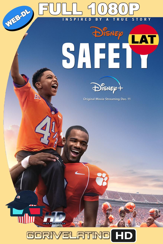 Safety (2020) DSNY+ WEB-DL FULL 1080p Latino-Ingles MKV