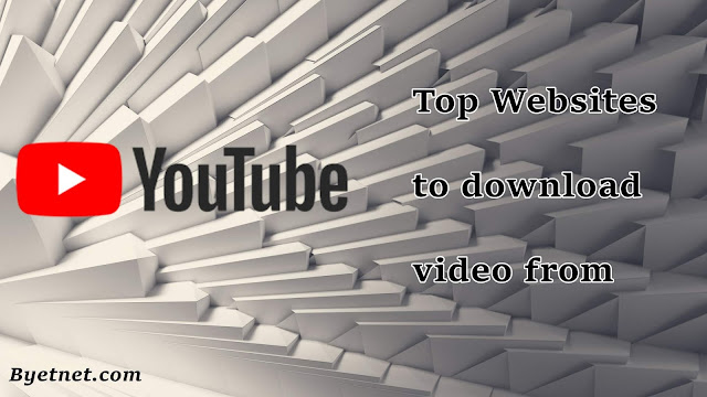 Top Youtube Video Downloader Sites 2018
