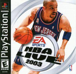 Download NBA Live 2003 – PS1