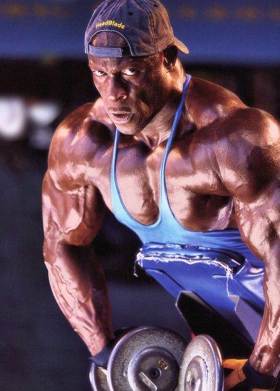 Worldwide Bodybuilders: Iraqi superman Ahmad Ahmad