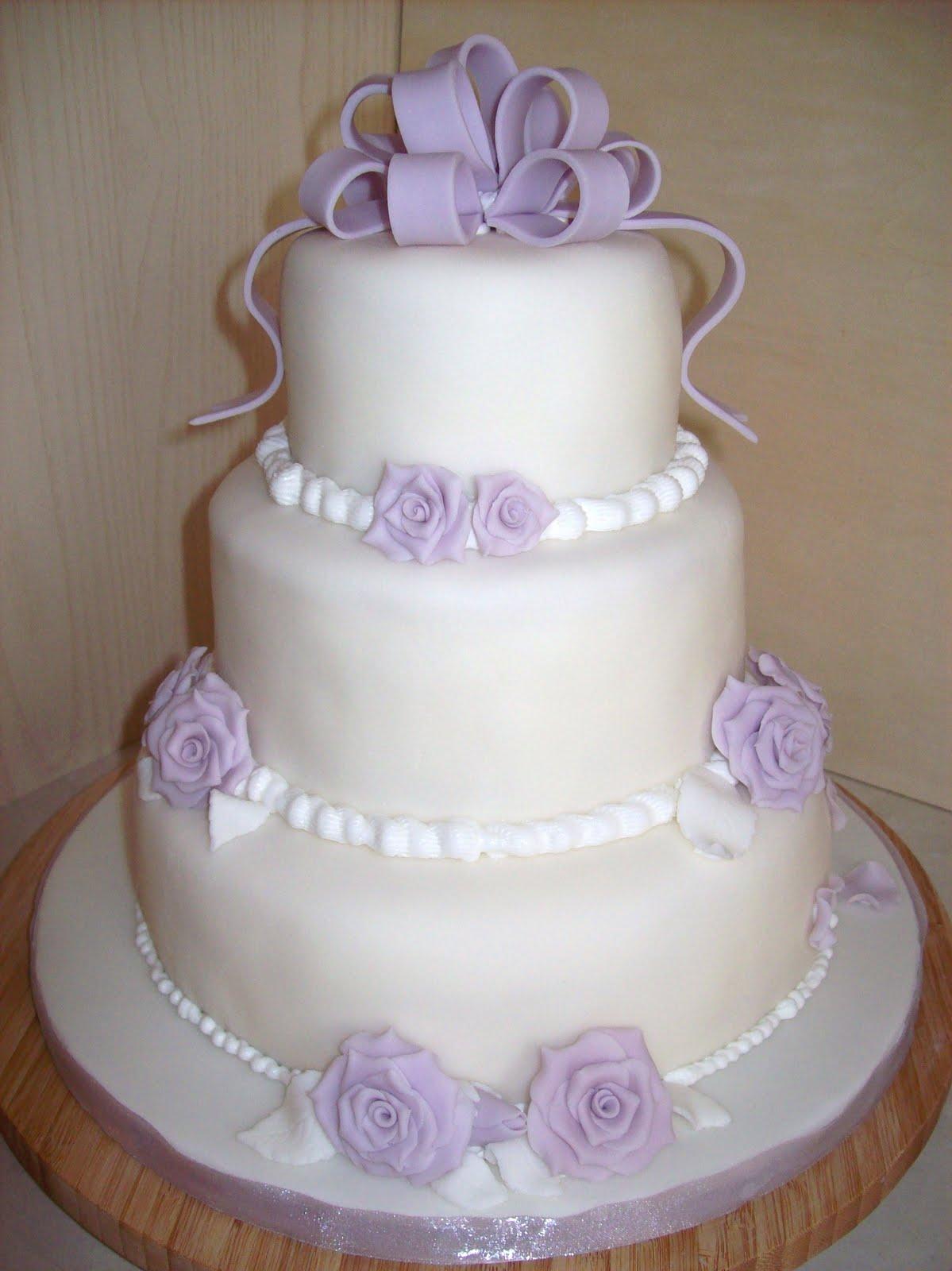 Torte fatate e torta di nozze for Design a 3 piani