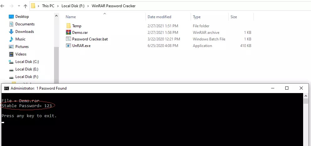 How To Recover WinRAR Password 100% Working Method 2021