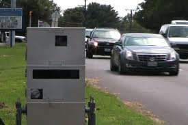 Montgomery County speed camera
