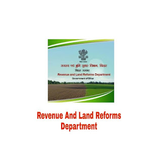 Revenue And Land Reforms Department