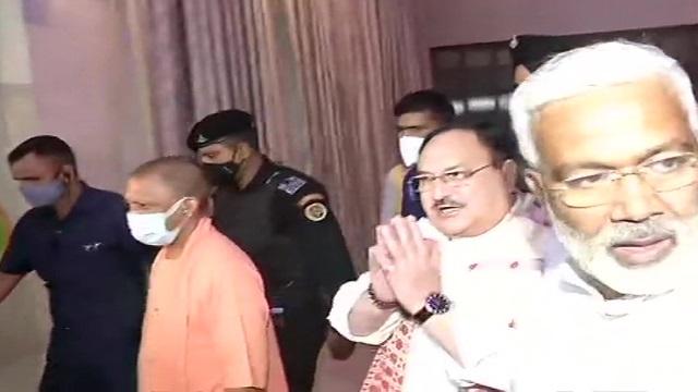 यूपी चुनाव को लेकर बीजेपी का दिल्ली में चुनावी मंथन, केंद्रीय मंत्रियों को जारी दिशा निर्देश