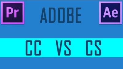 Pengertian Dan Perbedaan Photoshop CS dan CC