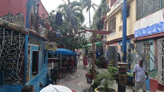 Callejon de Hamel La Habana