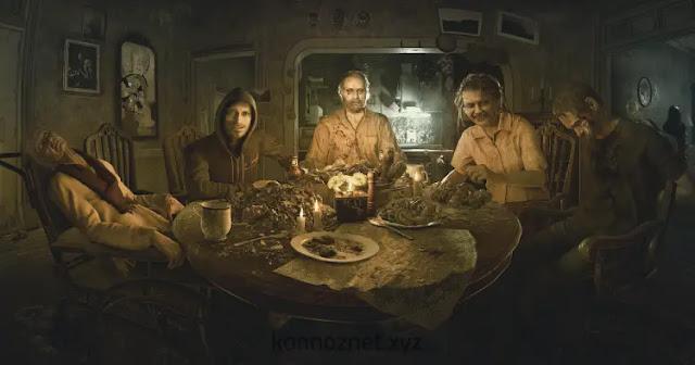 لعبة Resident Evil 7
