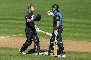 New Zealand vs Pakistan 2nd ODI 2015 Highlights
