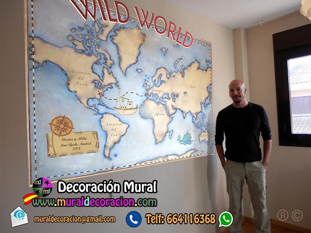 decoración_valladolid_murales_infantiles_bebé