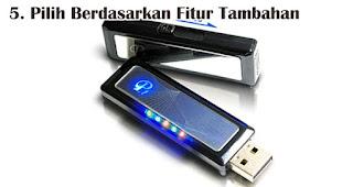 Pilih Berdasarkan Fitur Tambahan Yang Diberikan adalah tips memilih USB OTG yang tepat dan berkualitas