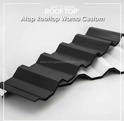 Warna Custom Atap Rooftop