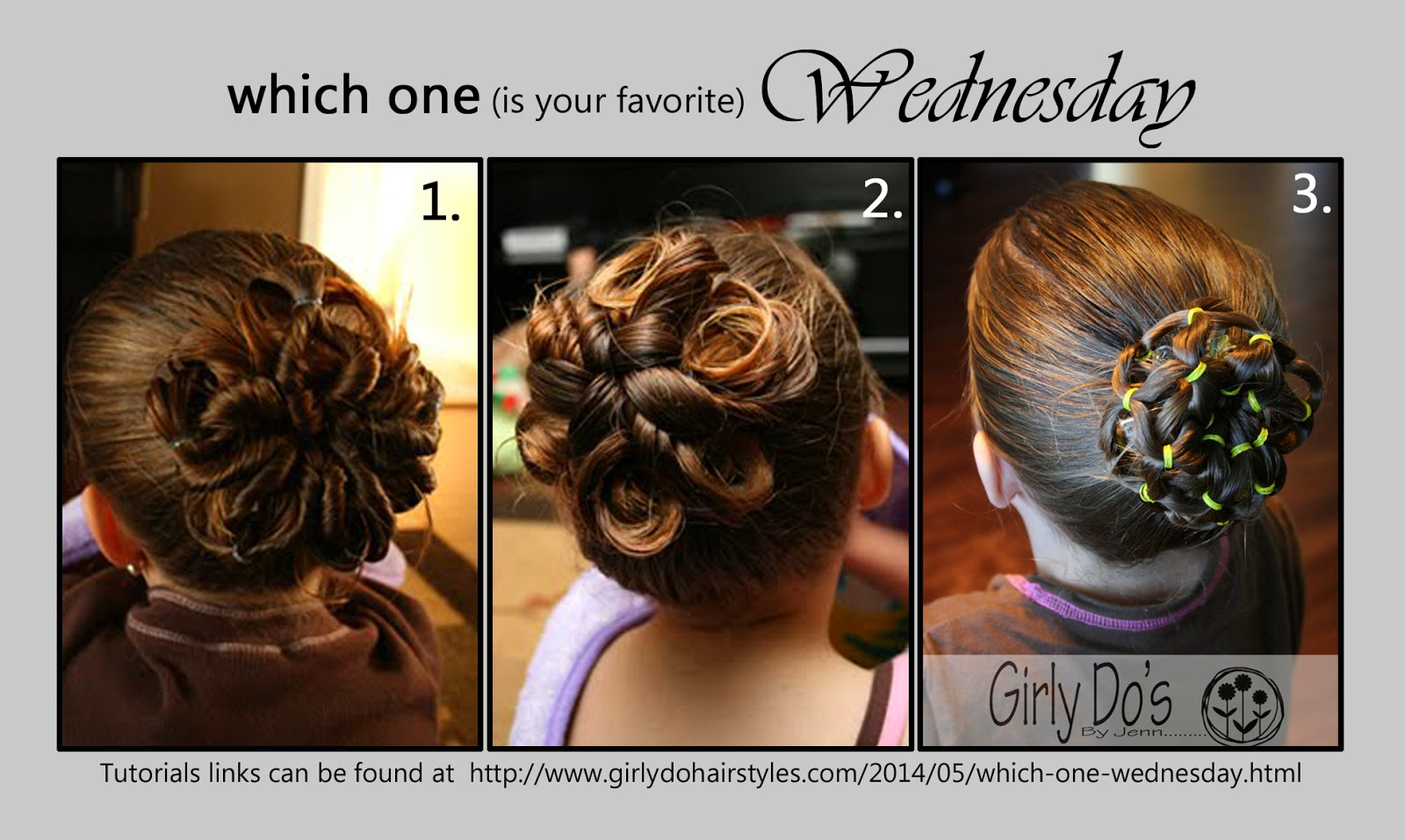 Swell Girly Do Hairstyles By Jenn May 2014 Hairstyles For Men Maxibearus