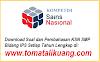 Soal & Pembahasan KSN / OSN IPS SMP Tahun 2020 PDF (KSN-K KSN-P KSN Nasional)