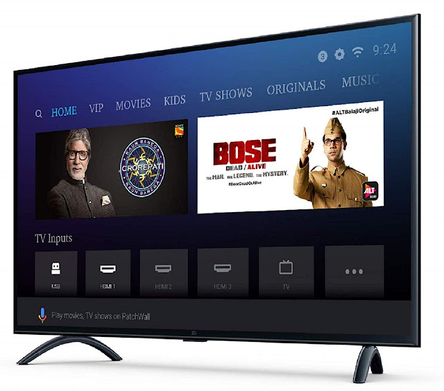 Mi LED TV 4C PRO 32 Inch HD Ready Android TV,MI LED TV 32 inch