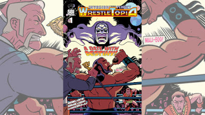 Invasion from Planet Wrestletopia #1 : A Date With Destiny