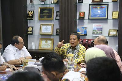 Gubernur Arinal Bidik Pengembangan Infrastruktur Jalan di Zona Pariwisata