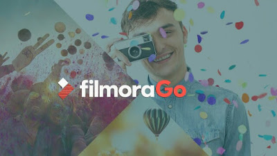 FilmoraGo is one of the best free android video editor app