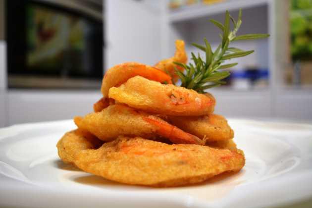 Tapitas y postres recetas rebozadas for Cocina familiar