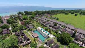 Hotel Villa Ombak Gili Trawangan Lombok