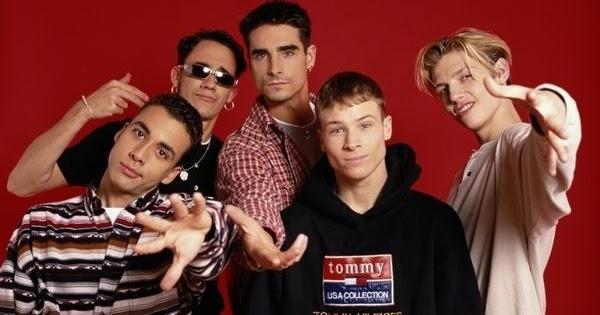 Discografía de Backstreet Boys (56 discos)