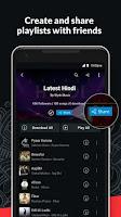 Wynk music mod apk screenshot - 7