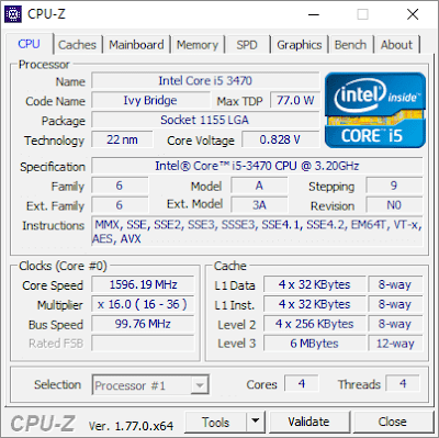 cpu z best utility tool