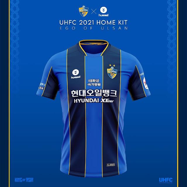 Ulsan Hyundai 2021 Kits