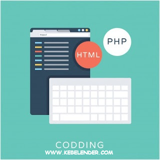 Berdasarkan Bahasa Pemrograman (Coding)