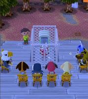 Fish Net, Honey, Guide Animal Crossing, Pocket Camp