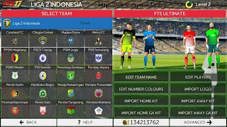 Download FTS17 Super Mod by Bayu Apk + Data Android