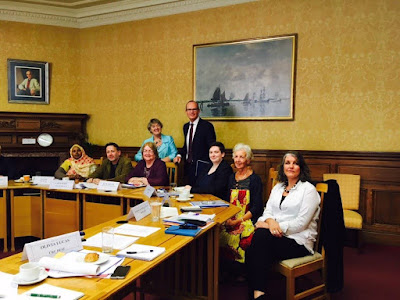 Women, Peace and Security Oversight Group