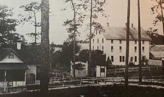 1920s image of Cassadaga