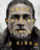 King Arthur Legend of the Sword Movie Poster 2 Charlie Hunnam