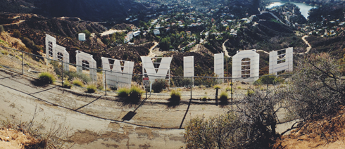 Hollywood Sign Hike
