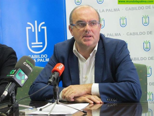 Cabildo y Ayuntamiento de Barlovento impulsan la creación de un centro de visitantes con un mirador sobre los acantilados de Gallegos