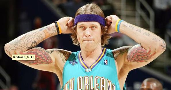 Chris Andersen Tattoos Progression Pics Download