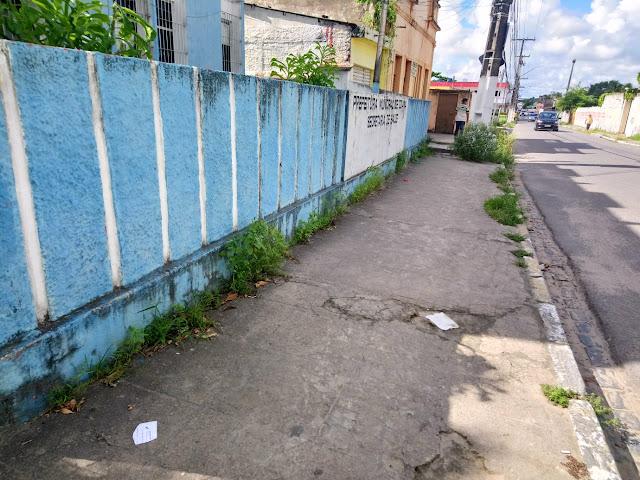 Saúde de Goiana em ruinas