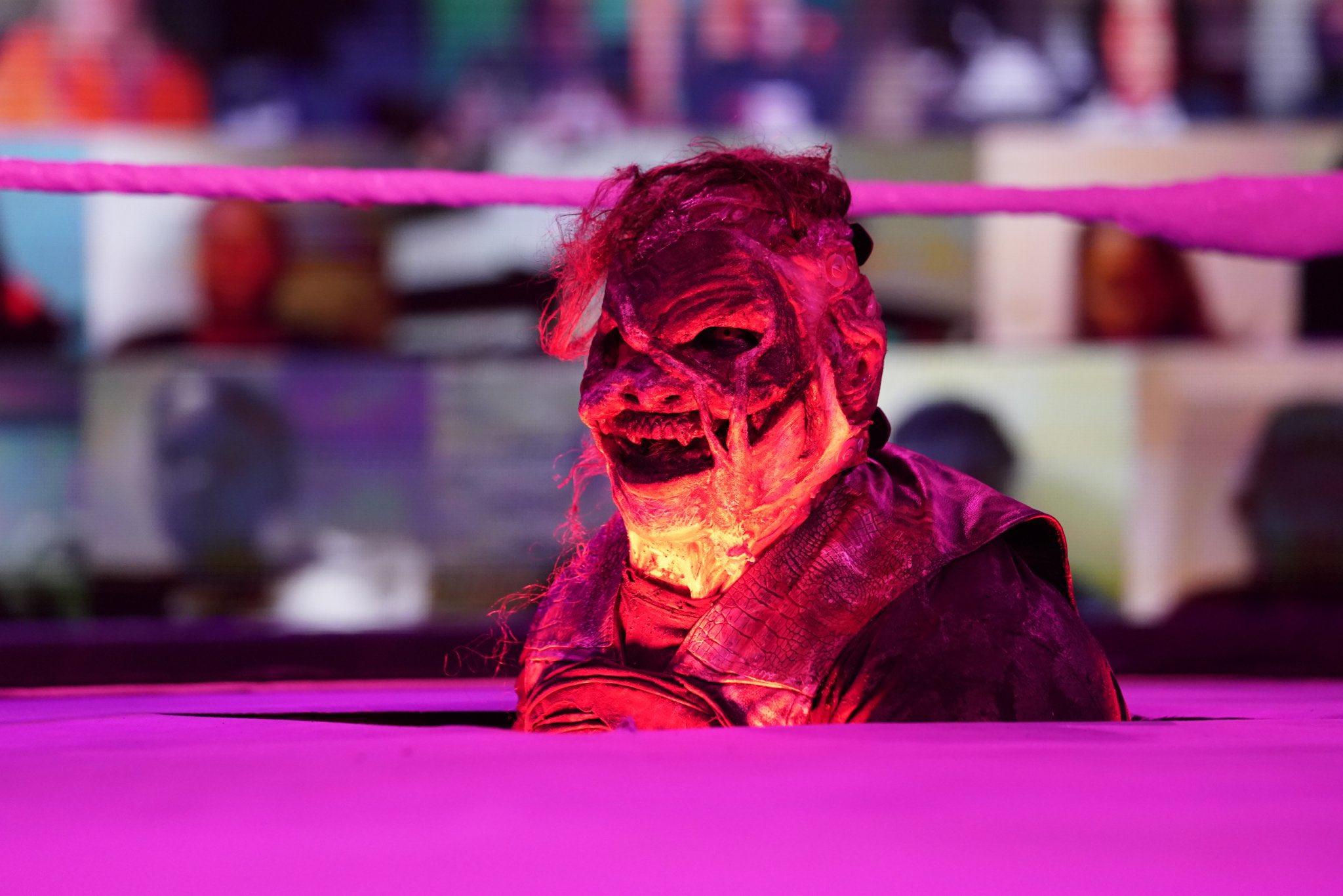 Imagem: Novo visual de The Fiend pode ter sido revelado no WWE SuperCard