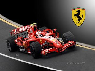 The History of Scuderia Ferrari F1 Team