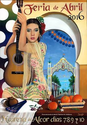 Feria de Mairena del Alcor 2016 - El sentir de mi Feria - David Gómez
